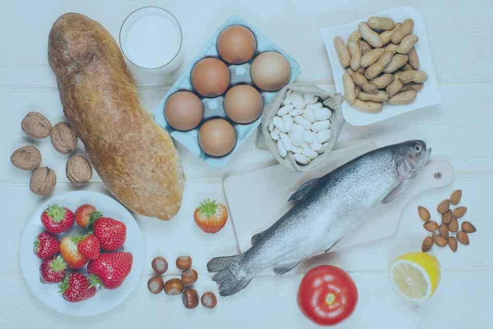 alimentos alergogenos